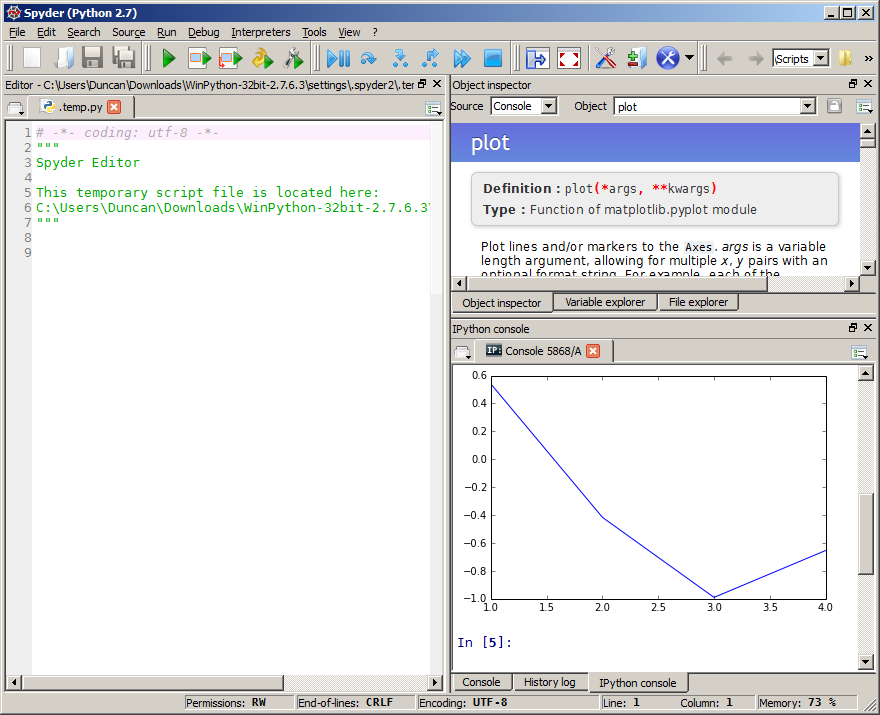 matlab alternative