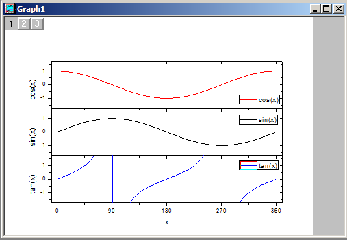 origin linked axs - adjust layer