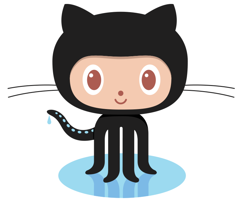 octocat - share your code with github
