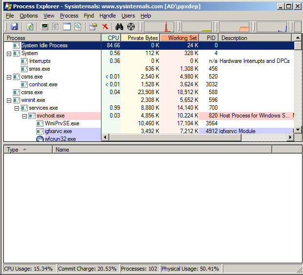 useful utilities - proc exp