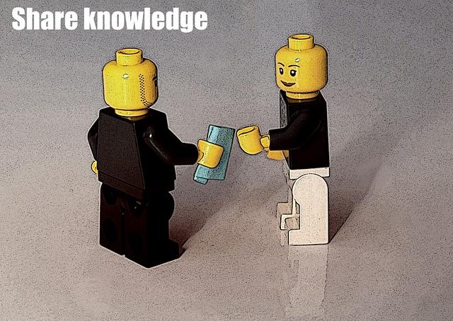 tacit knowledge - share