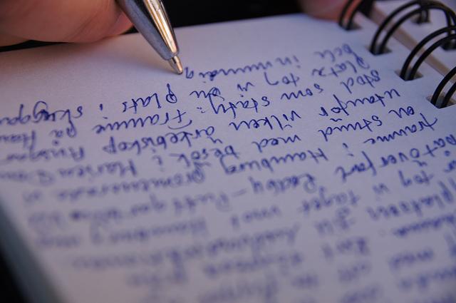 reflective diary