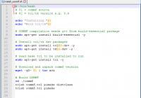 oommf install script